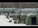 Army Surplus Tents Using And Raising Them