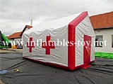 Fire Fighting Emergency Inflatable Tent