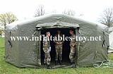 Inflatable Military Tent Temporary Structures