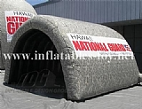 Mobile Military Checkpoints Inflatable Tent