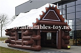 Inflatable Ski Cabin Tent Snow House