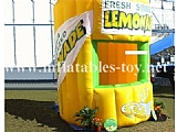 Inflatable Event Lemonade Booth