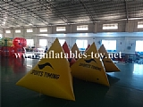 Triangular Floating Water Buoys for Advertising