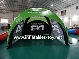 Full Color Digital Printing Inflatable X-gloo Tent(X-tent-1005)