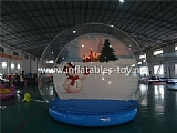 Christmas Decoration Inflatable Snow Globe