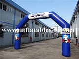 Promotional Inflatable Full Printing Advertising Arch