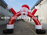 Inflatable Christmas Arches
