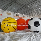 Football Helium Balloon for Sports Advertising