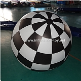 Helium balloon for promotional business