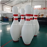 Inflatable Bowling Bottle for Advertising