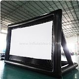 Inflatable Movie Theater Screen For Event Occasion