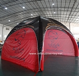 Inflatable X-tent for Event and Advertising