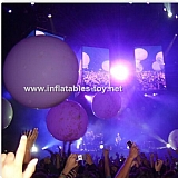 New Design LED Crowd Balloon,Lighting Throw Ball