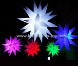 Inflatables Spiky Lighting Decoration