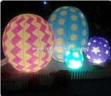 Lighting Inflatable Balloon for Event Party Decoration