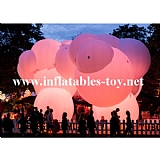 Inflatable Lighting Decoration Pavilion for Art Festival